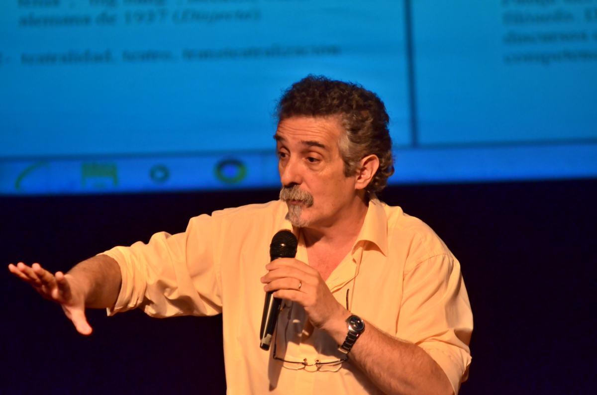 JORGE DUBATTI: EL TEATRO COMO ACONTECIMIENTO