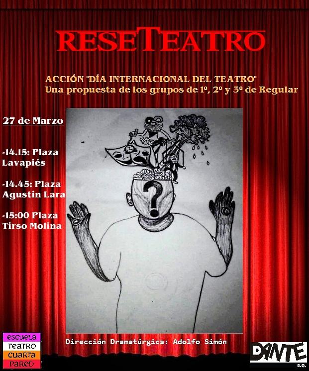 RESETEATRO: UNA ACCIÓN PARA EL DÍA INTERNACIONAL DEL TEATRO – OVEJAS ...